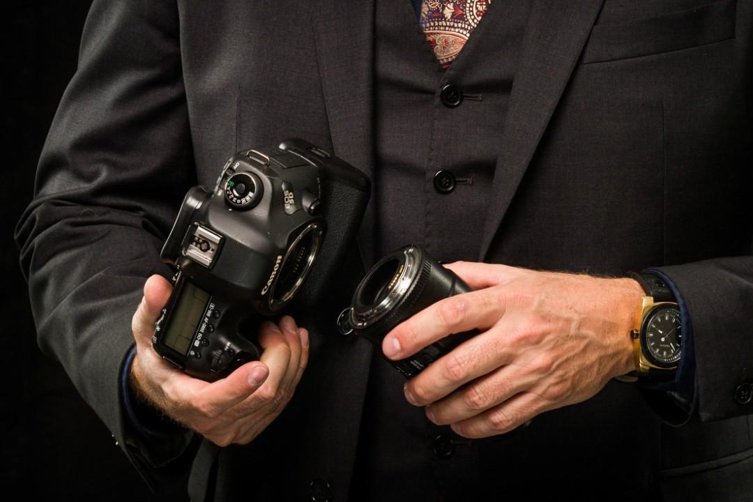 A Profissão Fotografo