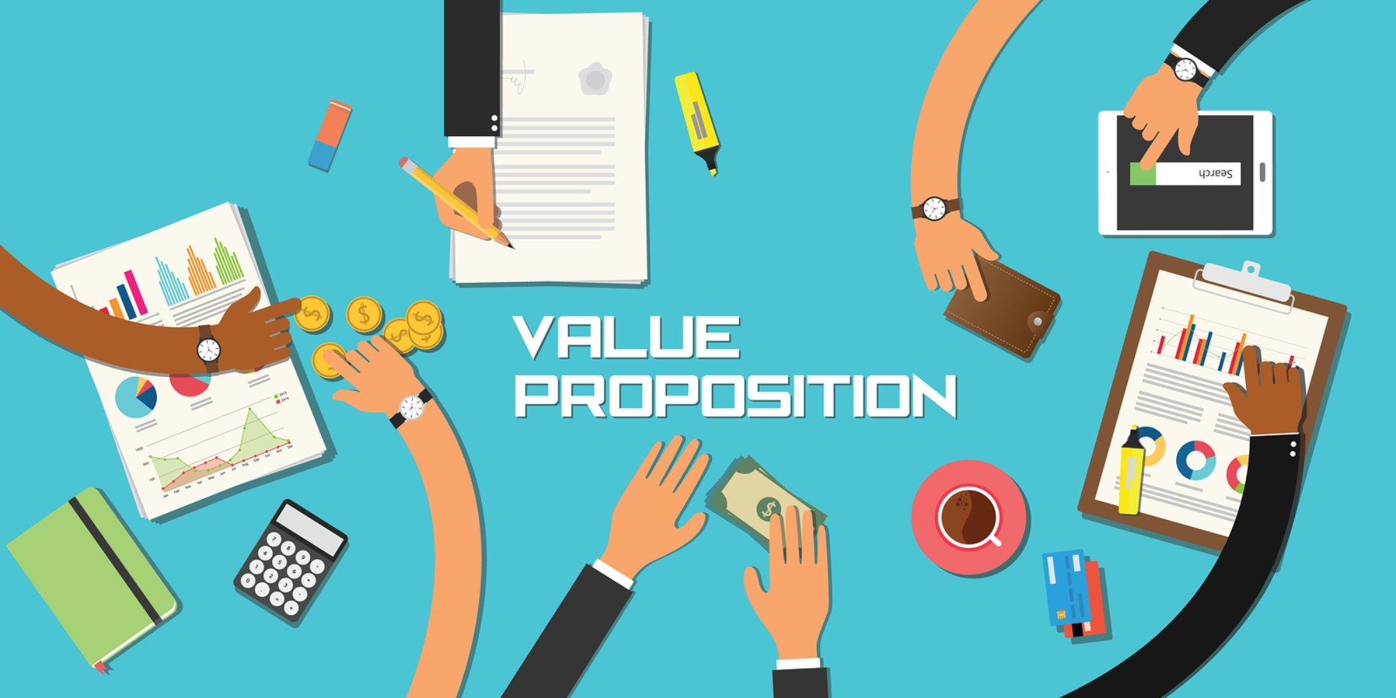 Como defino uma proposta de valor competitiva para o marketing digital do meu negócio?