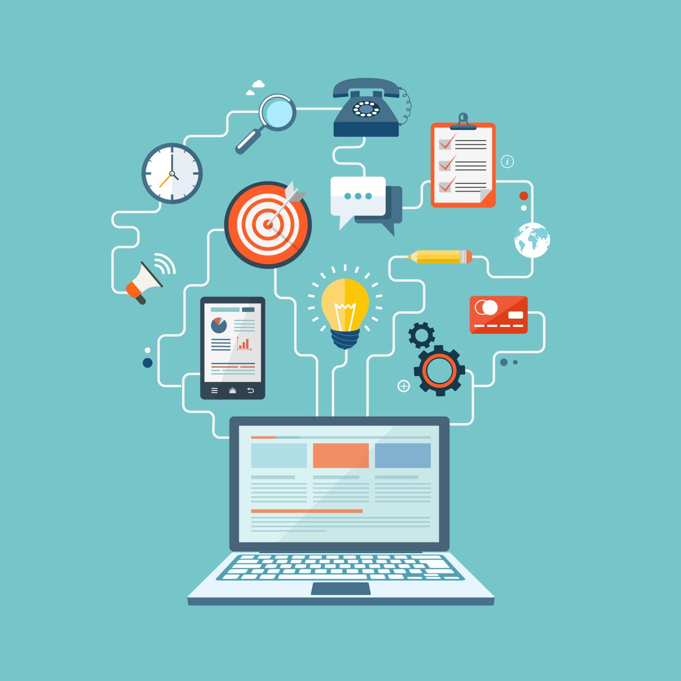 Como a modelagem de conteúdo correta pode facilitar o dia-dia do seu negócio digital
